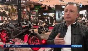 Salon de la moto : quand la COP21 s'invite dans le business