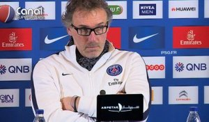 "Blanc : ""On n'a pas de dent contre Lyon"""
