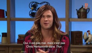 Brunch avec Thor ! Saturday Night Live du 12/12/15