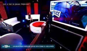 "Le 19/45 d'M6 évoque ""Crimes en direct"" - Regardez"