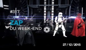 ZAP DU WEEK-END #317 : Le thème Star Wars version heavy metal - Galactic Empire / Fake ou pas ? /