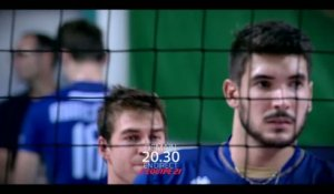 VOLLEY BALL - FRANCE / BELGIQUE : BANDE-ANNONCE