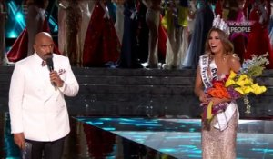 Miss Univers 2015 : Donald Trump et Miss Colombie unis !