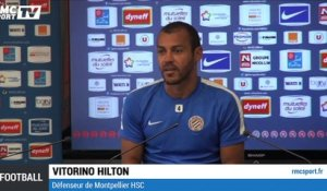 "Ligue 1 - Hilton : ""La situation est simple. Il faut assurer le maintien"""