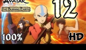 Avatar The Last Airbender: Burning Earth Walkthrough Part 12 | 100% (X360, Wii, PS2) HD
