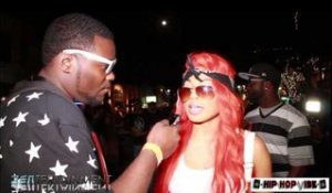 "HHV Exclusive: Just Brittany talks ""Slow Bangin"" single with Z-Ro and more at SXSW 2014"