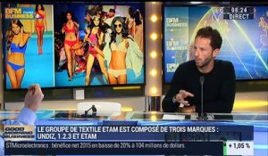 "Etam experimente le ""French way to be sexy"" - 27/01"