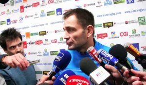 Rugby - Top 14 - Clermont : Azéma «On doit fermer nos gueules»