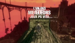 Gravity Rush Remastered : trailer de lancement version PS4