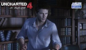 Uncharted 4 pre-order video