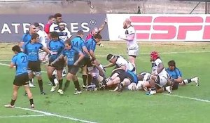 L'Uruguay bat les USA - Americas Rugby Championship