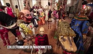 Collection - Collectionneurs de marionnettes - 2016/03/12
