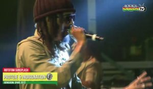 PROTOJE & THE INDIGGNATION live @ Main Stage 2013