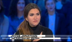 SLT : Thierry Ardisson interroge Joyce Jonathan sur sa relation avec Thomas Hollande