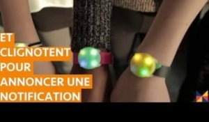 Tech News : Les bracelets Jewelbots