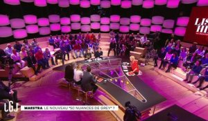 Le Grand Journal du 17/03 avec Stéphane Guillon, Eric Heyer et Lisa Hilton