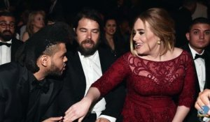 Un pirate diffuse des photos privées d'Adele
