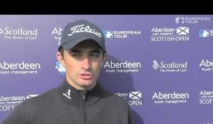 Scottish Open (T1) : La réaction de Gary Stal