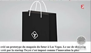 Le sac de shopping connecté - 2016/03/29