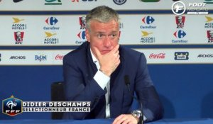 Deschamps n'accable pas sa défense