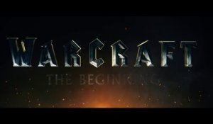 WARCRAFT - International Movie TRAILER (2016) [HD, 720p]