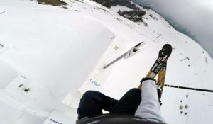 Nine Knights 2016 : Record de David Wise en ski