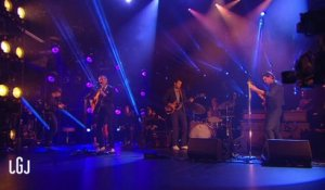 Aviation - The Last Shadow Puppets - Le live du 05/04 - CANAL +
