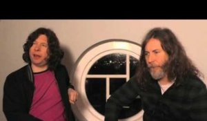 Black Mountain interview - Stephen and Jeremy (part 2)