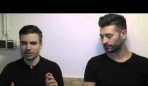 The Boxer Rebellion interview - Nathan & Andrew (part 2)