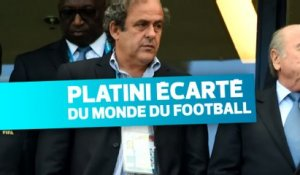 Foot - Affaire - TAS : La chronologie de l'affaire Michel Platini