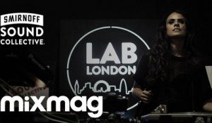 ANNA tech-house DJ set in The Lab LDN 2015