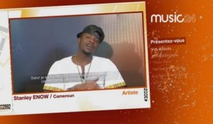 MUSIC 24 - Stanley ENOW
