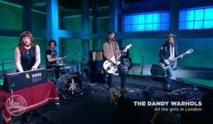 The Dandy Warhols - All the girls in London - Le Petit Journal du 11/05- CANAL +