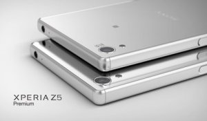 Xperia Z5 - Designed by Sony