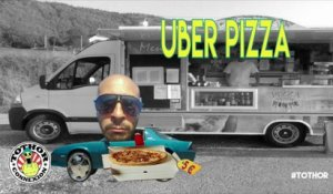 Uber Pizza - Tothor
