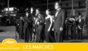 GOKSUNG - Les Marches - VF - Cannes 2016