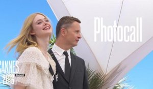 The Neon Demon (Nicolas Winding Refn)  Photocall Officiel - Cannes 2016 - CANAL+
