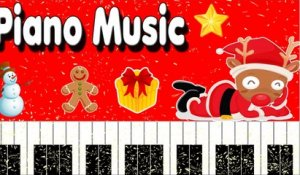 Christmas Songs - 1 HOUR INSTRUMENTAL PIANO CHRISTMAS FOR KIDS RELAXING