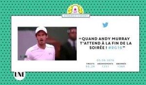Nelson Monfort viré par Andy Murray ? Il s'explique