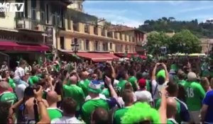 « Will Grigg's on fire », la chanson géniale des supporters nord-irlandais