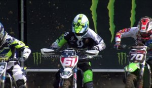 EMX250 Best Moments Round of Great Britain 2016