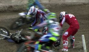 EMX125 Race 1 Highlights Round of Lombardia 2016