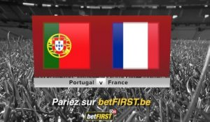 Euro 2016 : Match du jour : Portugal-France