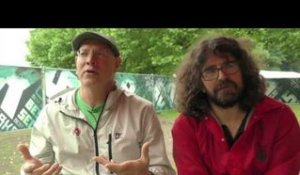 Dinosaur Jr. interview - Murph and Lou (part 3)