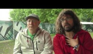 Dinosaur Jr. interview - Murph and Lou (part 2)