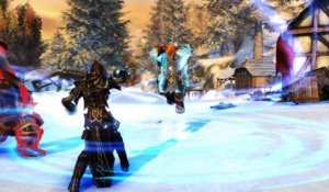 Neverwinter : trailer de lancement sur PS4