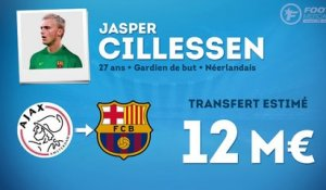 Officiel : Jasper Cillessen rejoint le Barça