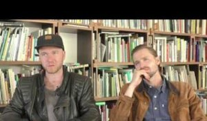 Wild Beasts interview - Hayden and Tom (part 1)