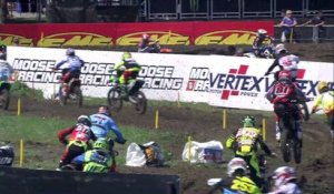 EMX125 Round of Switzerland 2016 - Race 1 Highlights