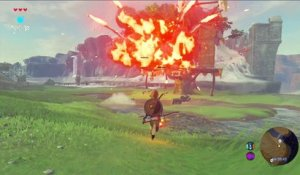 The Legend of Zelda : Breath of the Wild - Clip Arc et flèches